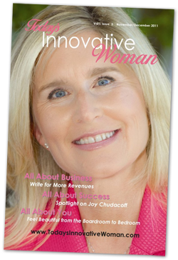 Joy Chudacoff | Today's Innovative Woman