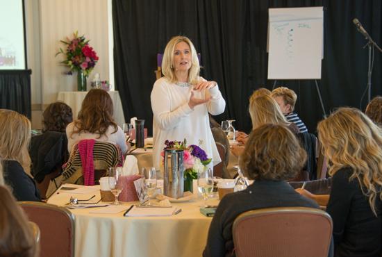Joy Chudacoff - Motivational Speaker